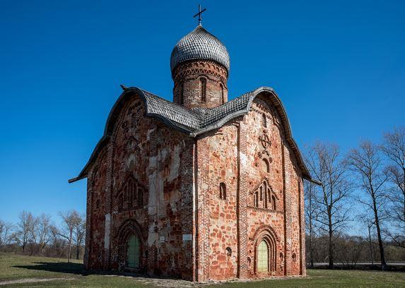 Veliky Novgorod, Russia April 2015