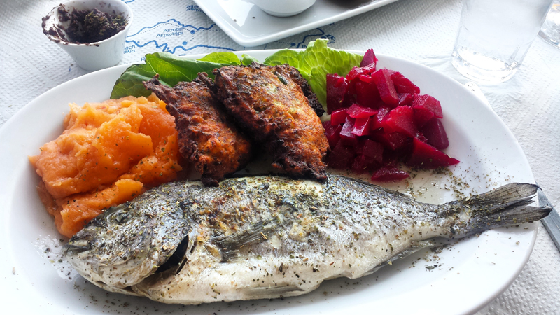 Greek fish