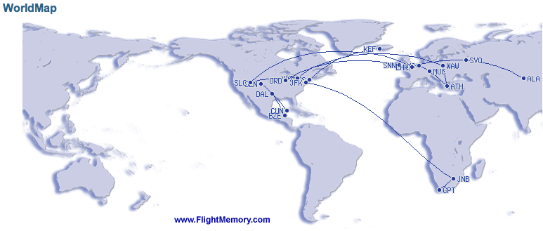 Image courtesy of FlightMemory.com
